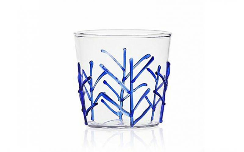 Ichendorf Milano Greenwood Bicchiere Rami Blu