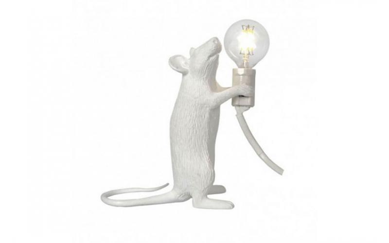 Lampada mouse in piedi SELETTI