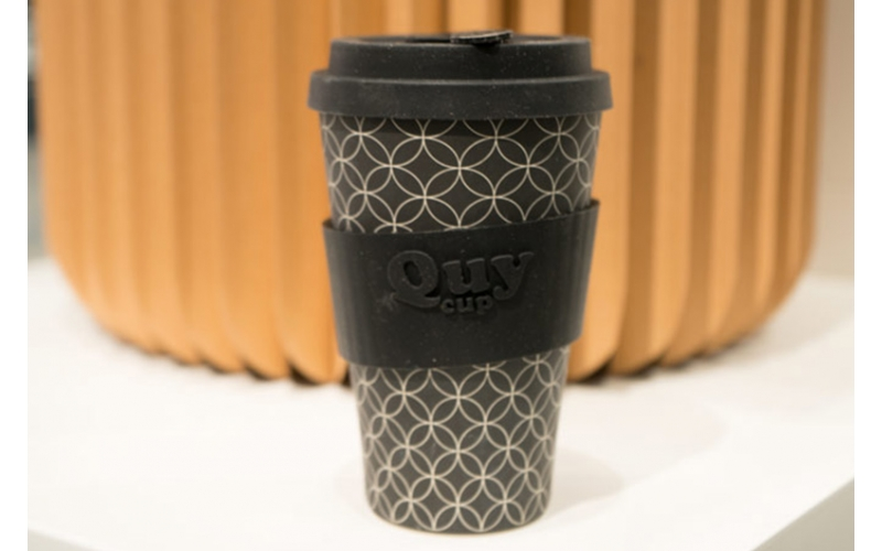 Eco Travel Mug QUY-CUP - A