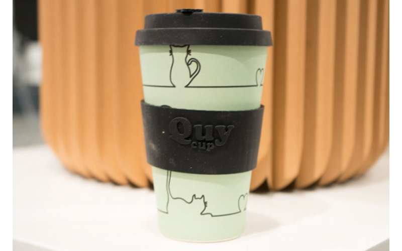 Eco Travel Mug QUY-CUP - B