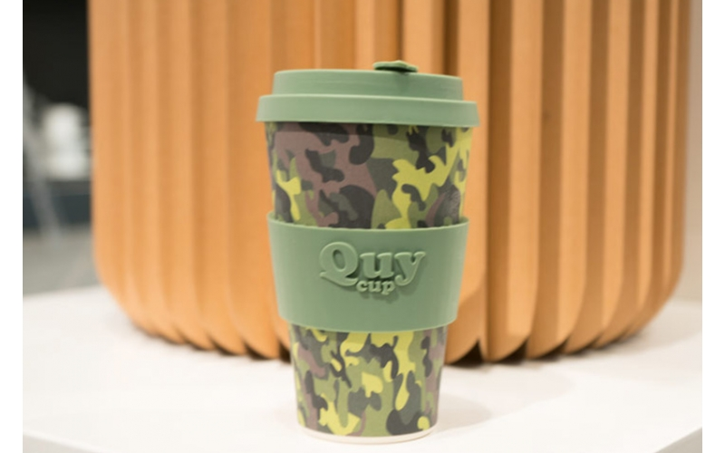 Eco Travel Mug QUY-CUP - D