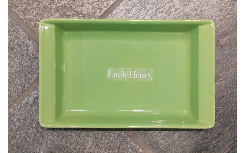 Lasagnera singola Emile Henry color mela verde