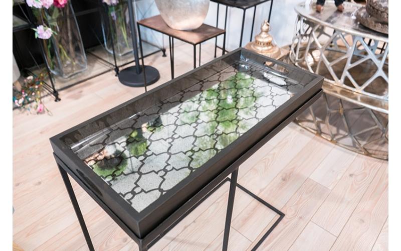 Tavolino per vassoio Gate Notre Monde