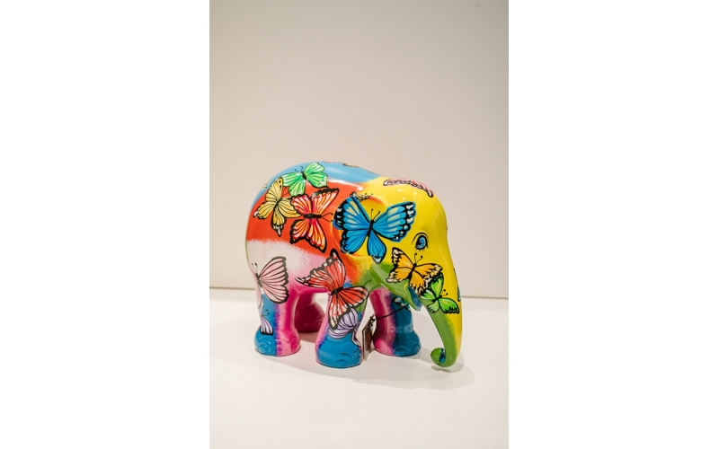 Elephant Parade Beauty in freedom