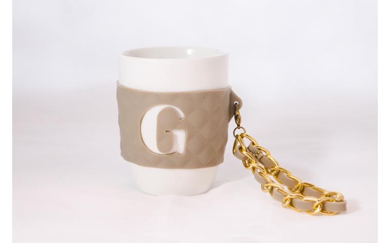 Mug So Chic Baci Milano lettera G