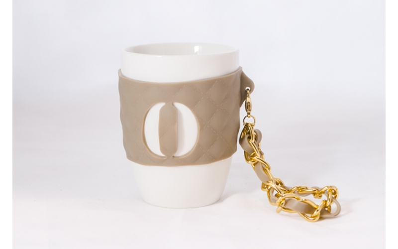 Mug So Chic Baci Milano lettera O