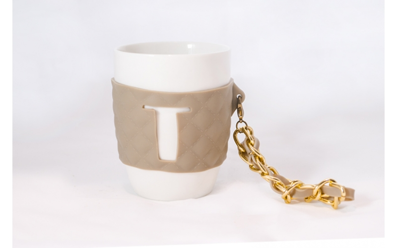 Mug So Chic Baci Milano lettera T
