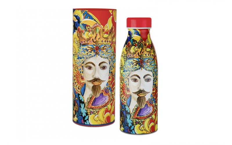 Bottiglia termica - le gioie red mood baci milano