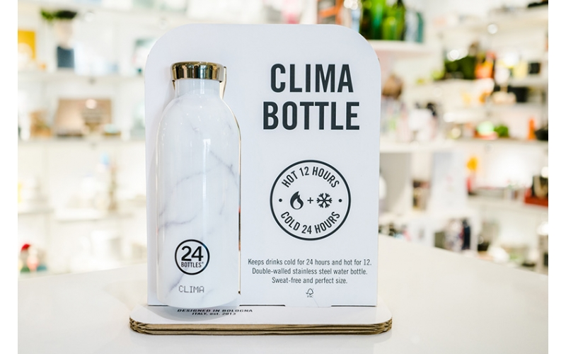 Borraccia 24 bottles clima carrara 500 ml