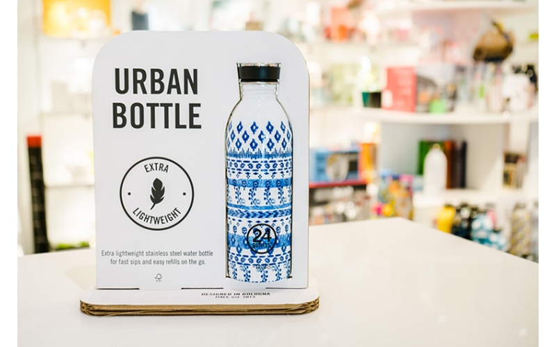 Borraccia 24 bottles Urban Indigo 500 ml