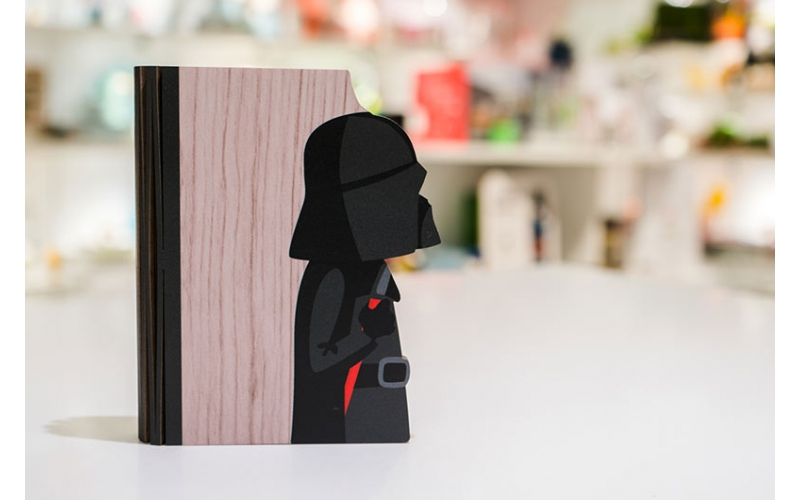 Lampada Libro Hero Light Darth Vader