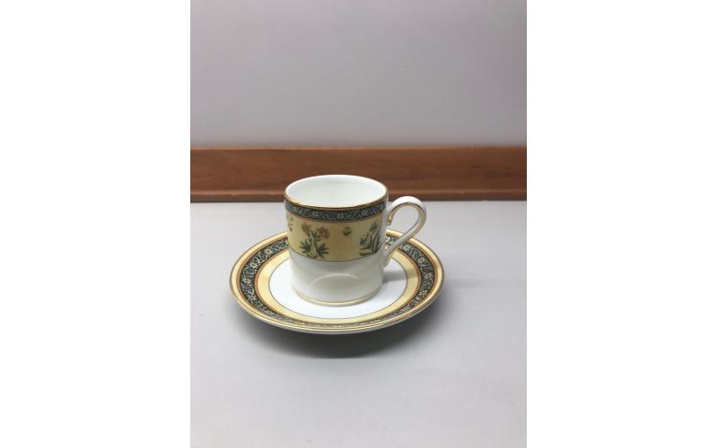 Servizio caffè da 12 India Wedgwood