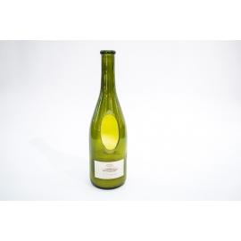 Candela profumata EDG al sentore di Prosecco in bottiglia di vino