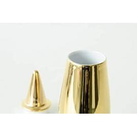 Vaso in miniatura Bone China GOLD Alessi