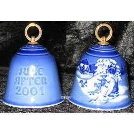 Campana porcellana 2001Bing&Grondahl