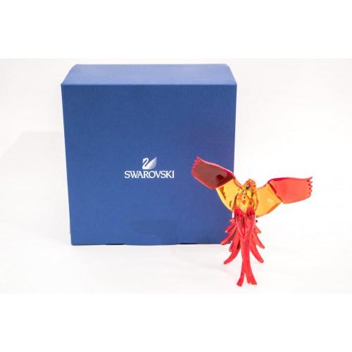 Pappagalli rossi Swarovski