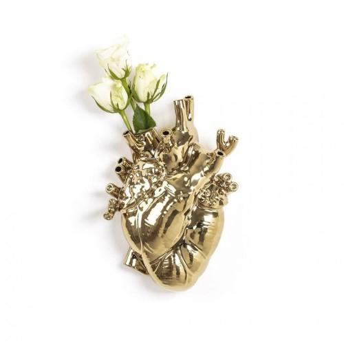 Vaso Love in Bloom Seletti oro