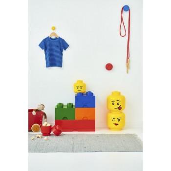 Contenitore Lego Storage Head Winky Girl L