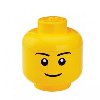Contenitore Lego Storage Head Man S