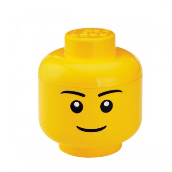 Contenitore Lego Storage Head Man S