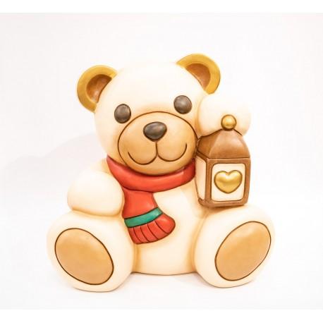 Teddy con lanterna Thun
