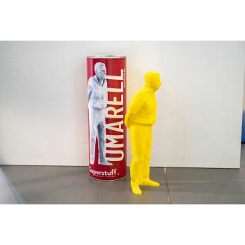 Umarell Superstuff giallo magnum