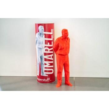 Umarell Superstuff rosso magnum