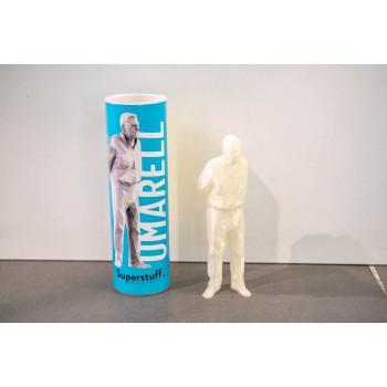 Umarell Superstuff bianco fluo