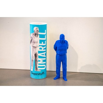 Umarell Superstuff blu