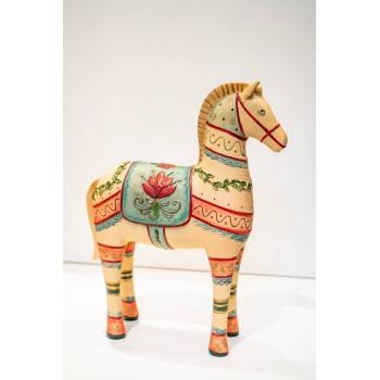 Cavallo L'Oca Nera Parata di Natale