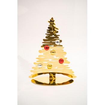 Albero di Natale Alessi Bark for Christmas gold