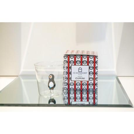 Bicchiere Ichendorf Milano, linea Xmas Pinguino