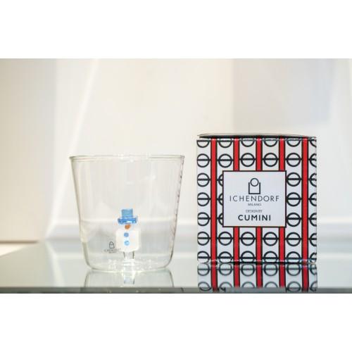 Bicchiere Ichendorf Milano, linea Xmas Pupazzo di neve