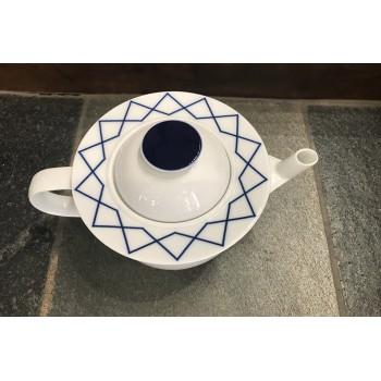 Teiera in porcellana Alessi Special Edition