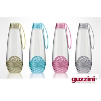 Feel borraccia con infusore Guzzini verde