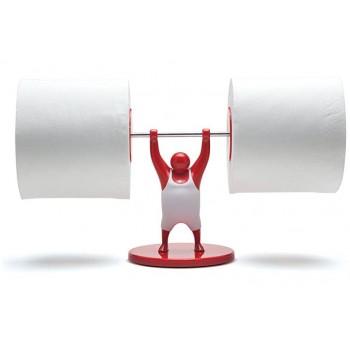 Mr. T porta rotoli di carta igienica Monkey Business