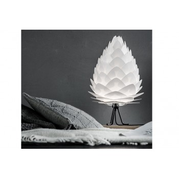 Lampada Vita linea Conia colore Bianco