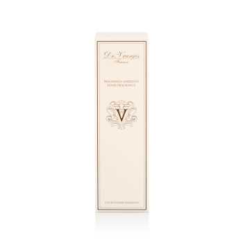 Ricarica di profumo Dr Vranjes 500ml con bastoncini bianchi Giardino di boboli