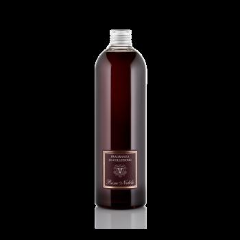 Ricarica di profumo Dr Vranjes 500ml con bastoncini neri rosso nobile