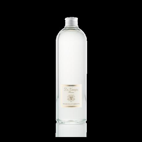 Ricarica di profumo Dr Vranjes 500ml con bastoncini bianchi giglio di firenze