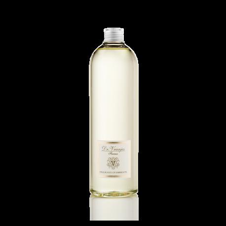 Ricarica di profumo Dr Vranjes 500ml con bastoncini bianchi ginger e lime