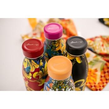 Bottiglia termica - le gioie purple mood baci milano