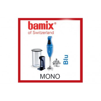 "Mixer universale ""Mono"" di Bamix colore Blu"