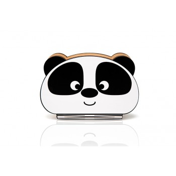 Oobook Lampada Libro Mini Jungle Panda