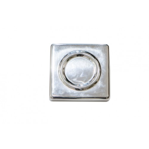 Porta cohndom in acciaio Alessi