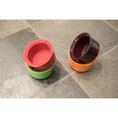 Set di 4 Cocotte in ceramica Emile Henry