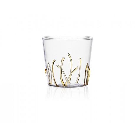 Ichendorf Milano Greenwood Bicchiere Rami Ambra