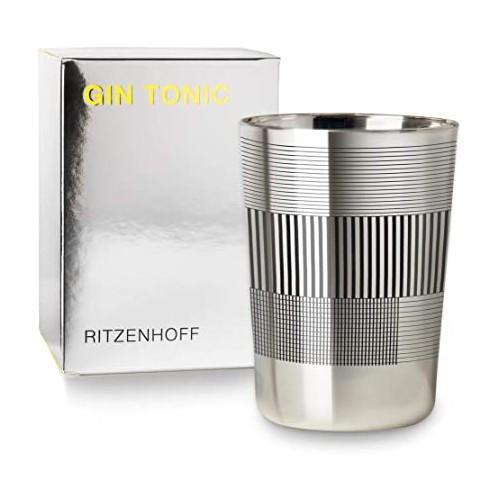 Bicchiere Ritzenhoff gin tonic Ginglas di Piero Lissoni