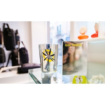 Bicchiere Ritzenhoff GIN TONIC di Julien Chung