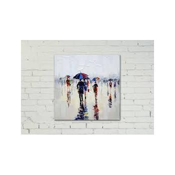 Colori nella pioggia